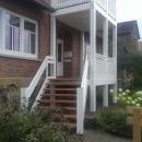 k-11 Holz Balkon