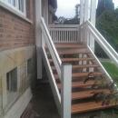 k-12 Holz Balkon