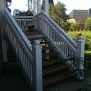 k-15 Holz Balkon