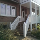 k-16 Holz Balkon