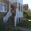 k-17 Holz Balkon