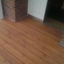 k-6 Holz Balkon