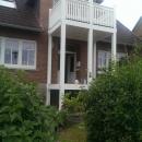 k-7 Holz Balkon