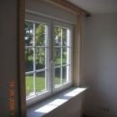 Fenster mit Aufsatzkasten